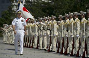 Japan's Invigorated Security Posture & Implications for the U.S. (Yokosuka)