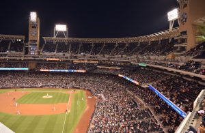 Second annual JUMP event at Petco Park (San Diego)