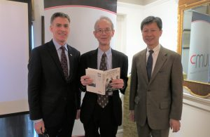 Discussion and Book Rollout: Japan Maritime Self Defense Force-U.S. Navy Cooperation
