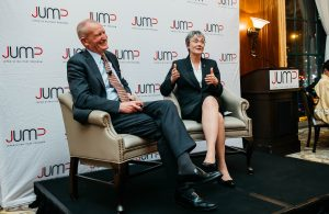 JUMP 2018 Annual Dinner featured Secretary of the Air Force Heather Wilson