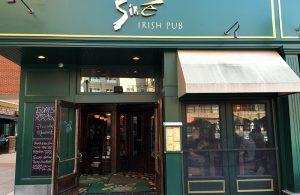 JUMP networking social at Sine' Irish Pub (Arlington)