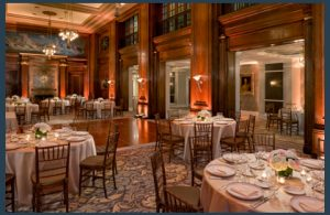 First Annual JUMP Dinner at the Army and Navy Club (Washington, D.C.)