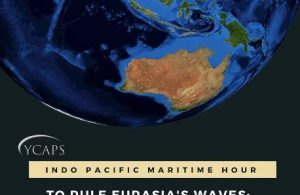 Webinar: To Rule Eurasia's Waves - The New Great Power Competition at Sea (YCAPS-JUMP)